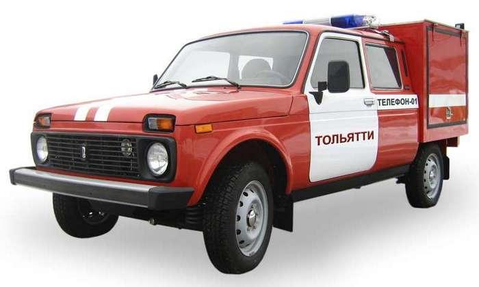 Пост про гордость за наших спасателей и отечественный автопром-3 фото-