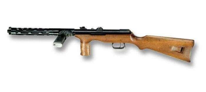 Рассказы об оружии. Пистолет-пулемёт МР38/40-9 фото-