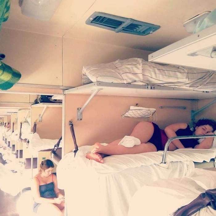 Особенности отпусков в России-24 фото-
