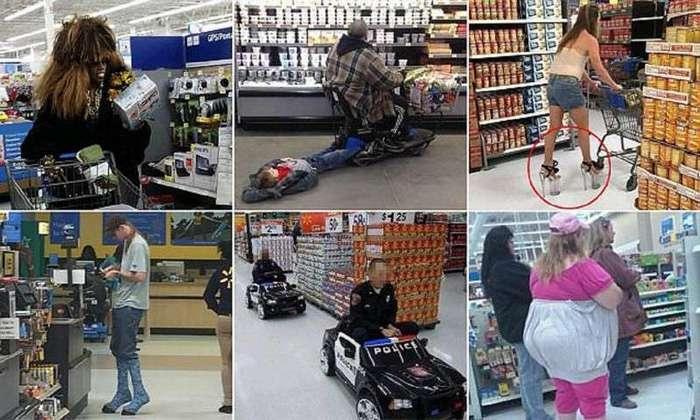 Безумцы пошли за покупками!-16 фото-