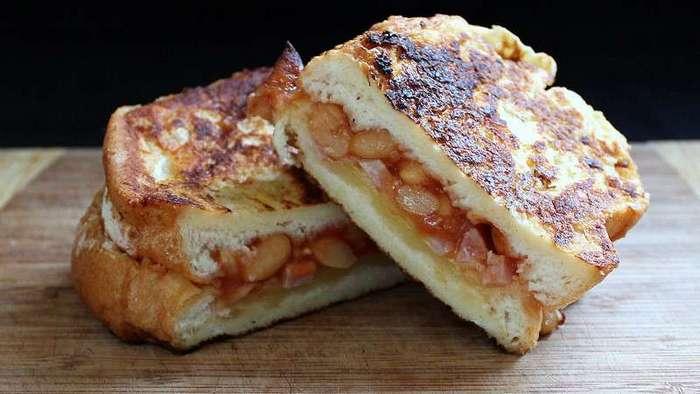 7 безумно вкусных бутербродов на каждый день недели-7 фото-