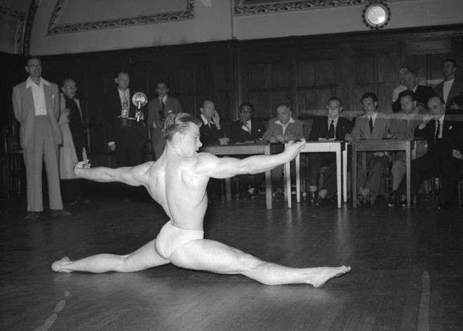 Как менялись формы культуристов за последние 100 лет-20 фото-