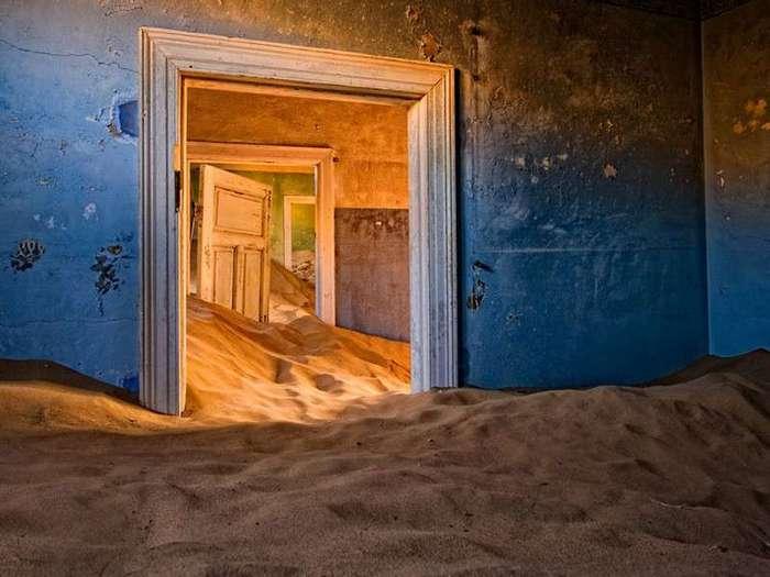 15 жутко красивых заброшенных мест нашей планеты-15 фото-
