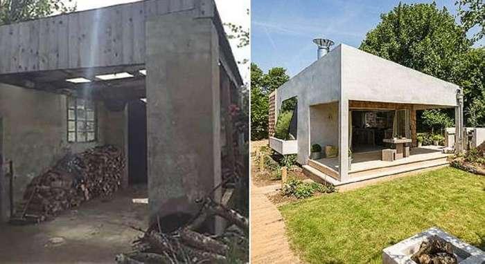 Как превратить старый гараж в мини-отель класса -люкс--14 фото-