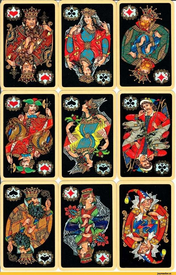 Игральные карты - история и удивительные колоды-25 фото-