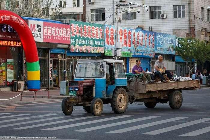 Хэйхэ. Китай с русским акцентом-25 фото-