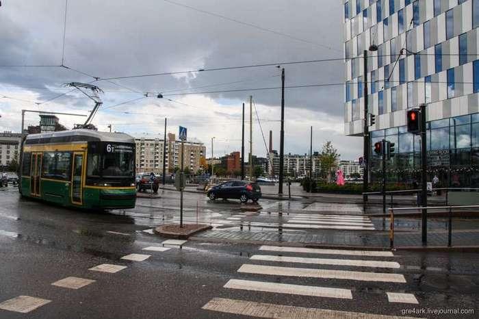 Хельсинки – хороший город с плохим климатом-45 фото-