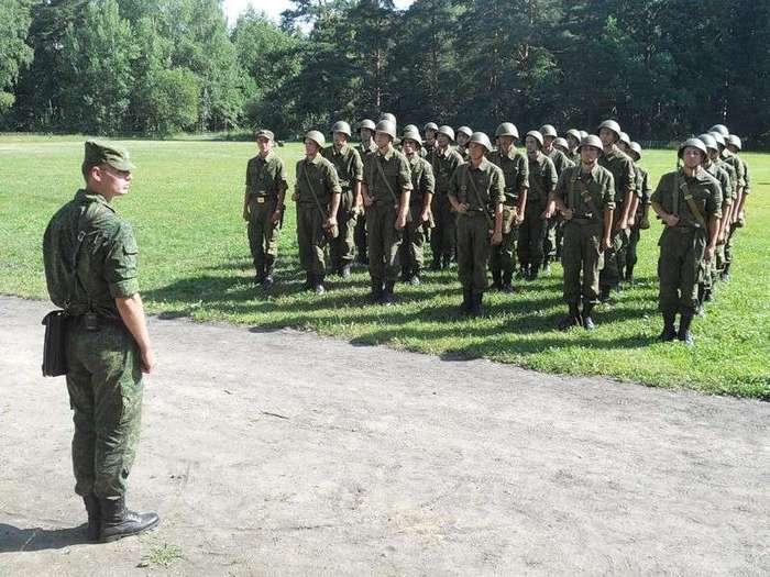Тренировка памяти по-военному-2 фото-