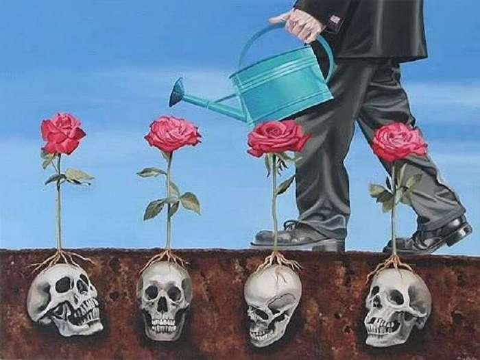 Экологичная смерть, или Как быть похороненным с пользой для планеты-11 фото-