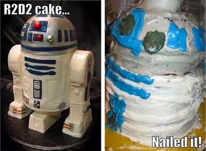15 забавных тортиков на детский праздник-15 фото-