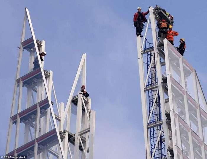 Работники высокого полета: кому необходимы ясная голова и стальные нервы-20 фото-