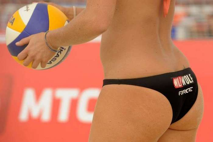 За что мужчины любят женский спорт-17 фото-