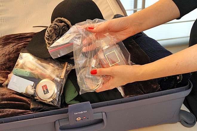 Полезный пост о том, как компактно упаковать много вещей в поездку-7 фото + 2 видео-