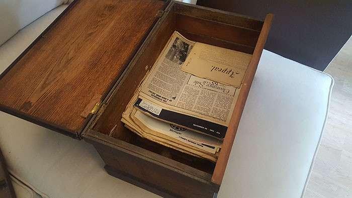 Ценная находка в шкафу дедушки-23 фото-