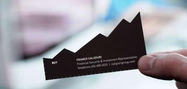30 уникальных визиток с самыми креативными дизайнами-46 фото-