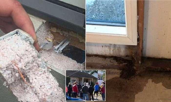 Австралийцы в шоке: подрядчики вместо кирпичей строили дома из пены-5 фото-