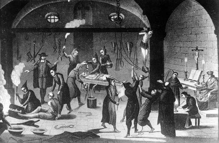 Инквизиция. Просто статистика-5 фото-