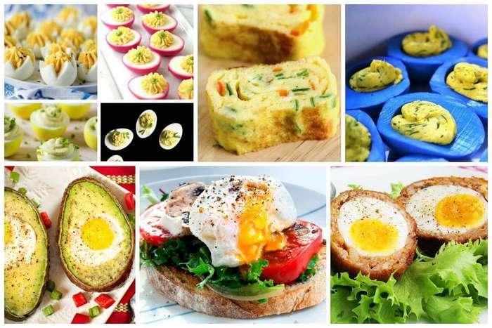 Яйца - важная часть нашей жизни-17 фото-