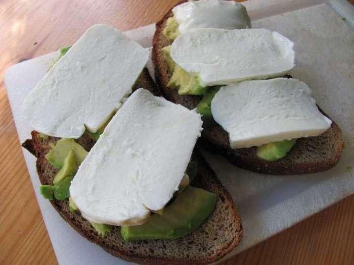 10 лучших блюд из хлеба-11 фото-