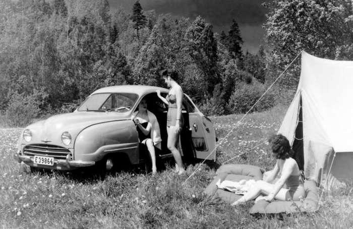 Тролль под холмом: как появился первый SAAB-20 фото-