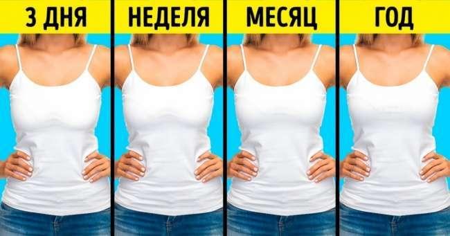 4причины отказаться отбюстгальтера, чтобы сохранить грудь красивой