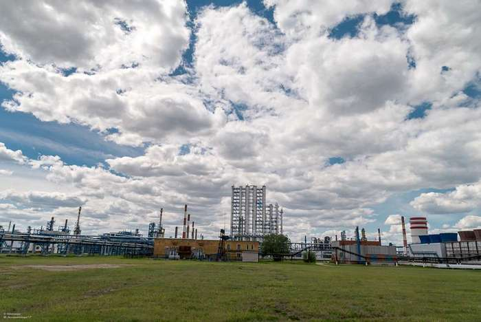 Город, который построила нефть