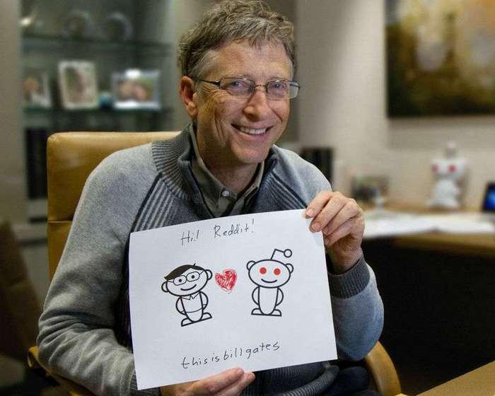 Пять предсказаний Билла Гейтса 1999 года, которые уже сбылись