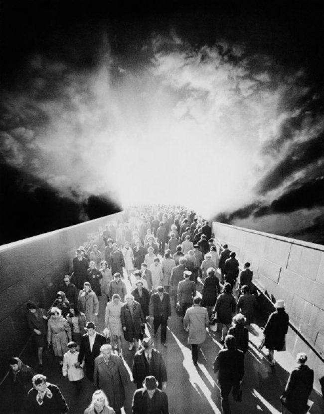 Шедевры советской фотографии
