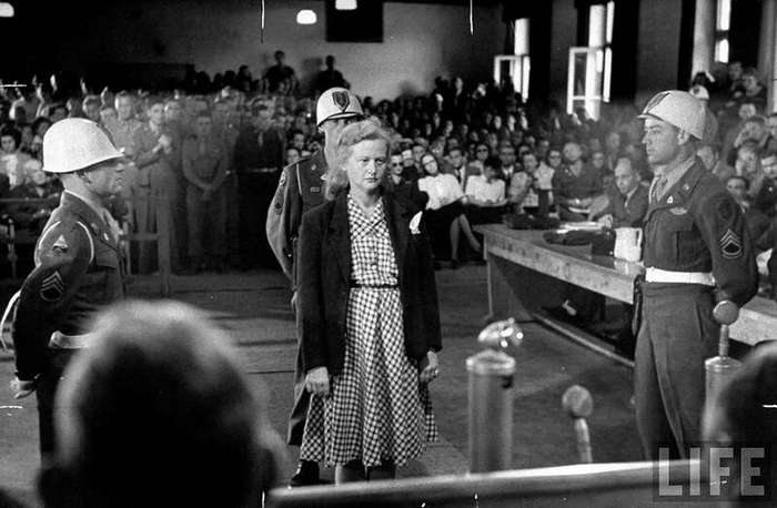 Жизнь, преступления и смерть Ильзы Кох по кличке Бухенвальдская ведьма