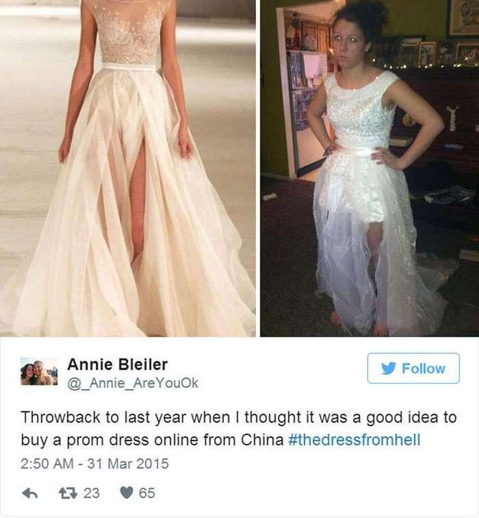 Люди, которые горько пожалели о покупках в интернете