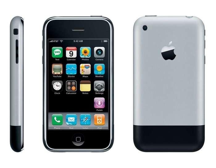 Любопытное о разработке первого iPhone