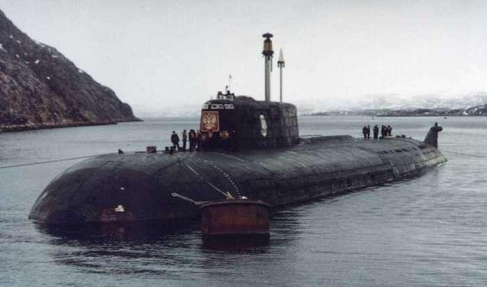 Правда о гибели подводной лодки «Курск»