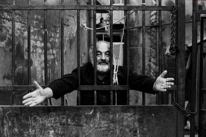 Жизнь известных людей в заключении