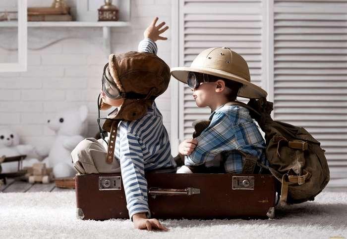 В путешествие с ребенком: чем занять в дороге