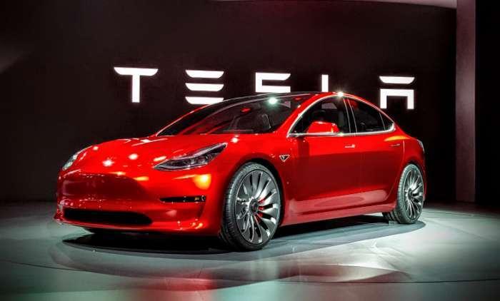 Скоро на рынке появится бюджетная Tesla