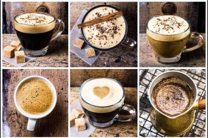 Рецепты кофе из разных стран