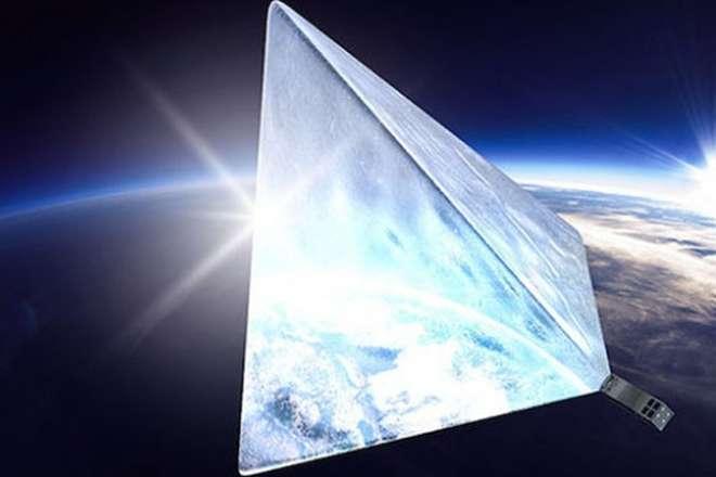 Российский -Маяк- на орбите может привлечь НЛО