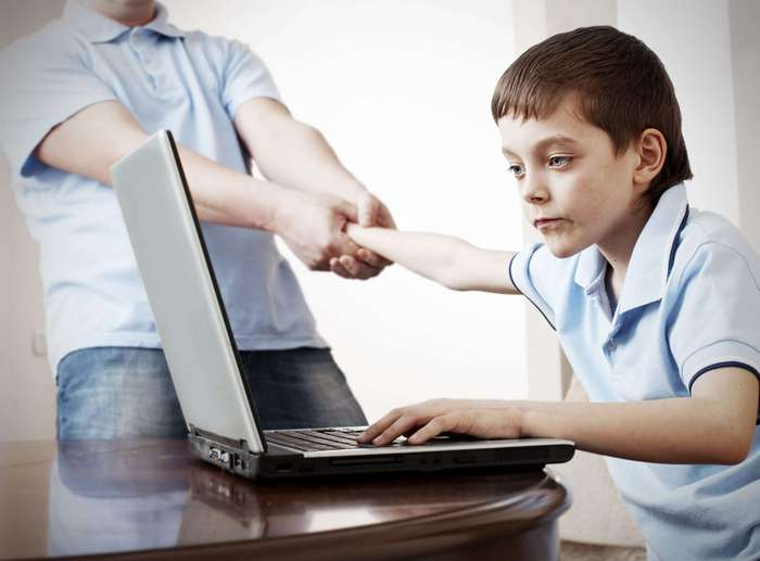 Интернет-зависимость у детей и подростков