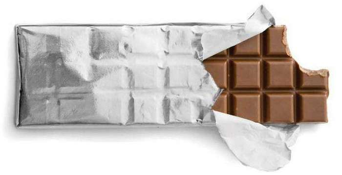 Любопытное о шоколаде