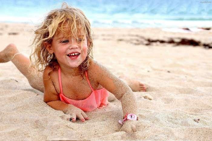 Как уберечь ребенка от солнечных ожогов