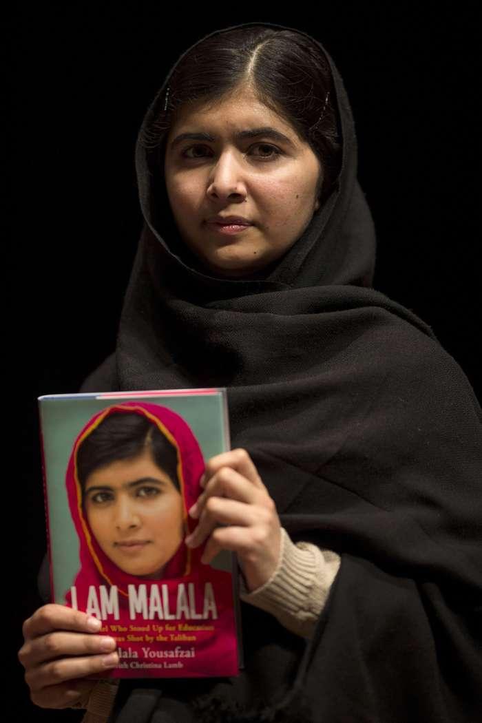 Сильные цитаты нобелевского лаурета Малалы Юсуфзай