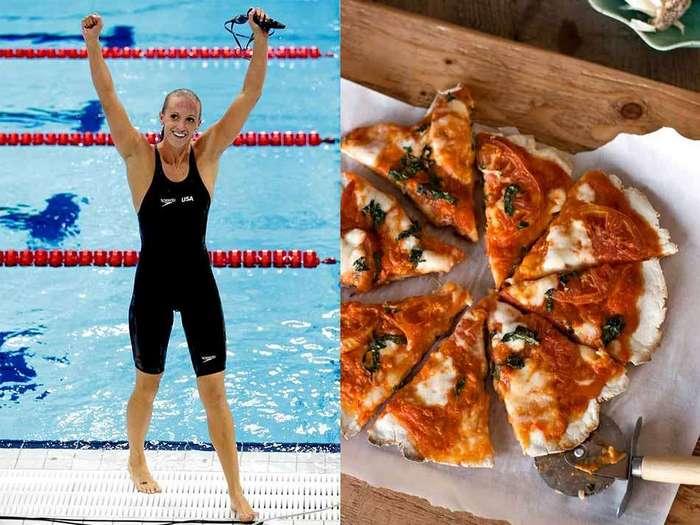 Знаменитые спортсмены о своём питании