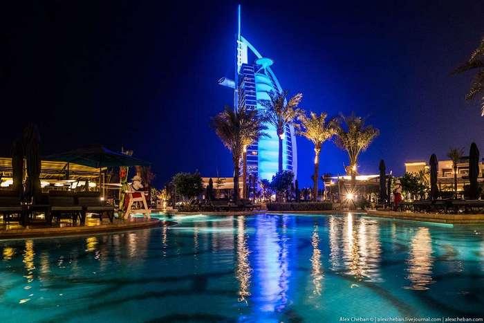 Летний Дубай