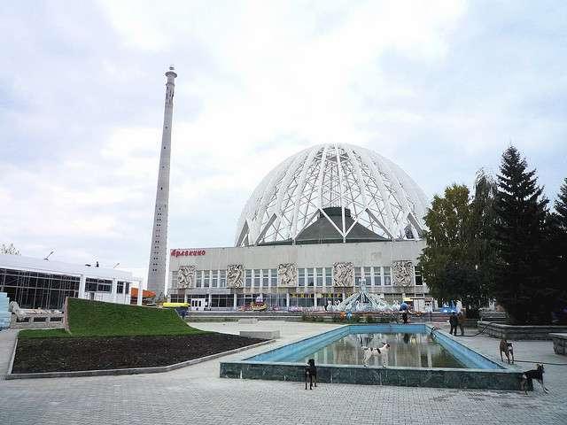 Самая высокая заброшенная постройка в мире