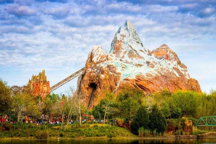 История Диснейленда &8211; волшебного мира для детей и взрослых