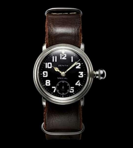 История обычных вещей: авиационные и наручные часы