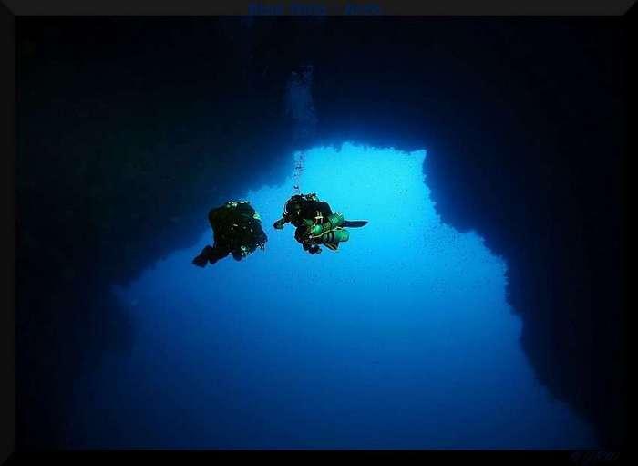 Подводное кладбище