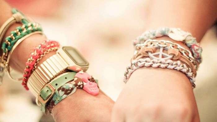 Как правильно носить украшения