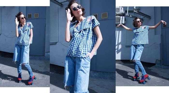 Нестареющие джинсы