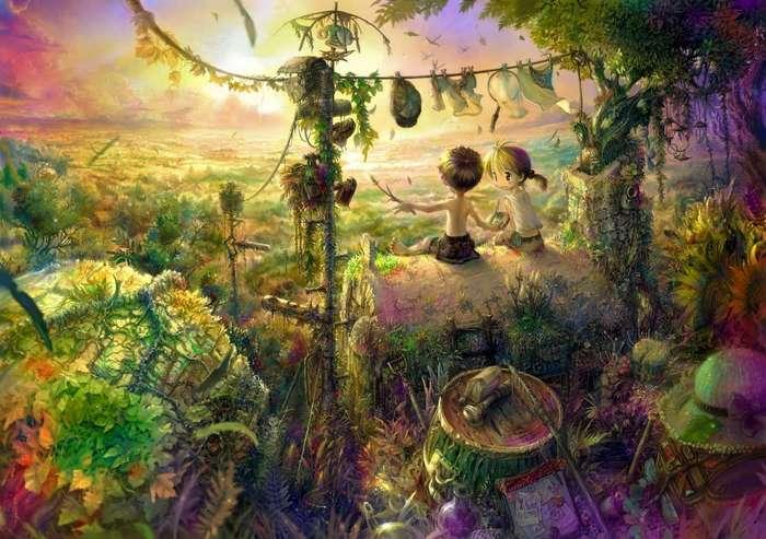 Развиваем фантазию с детства